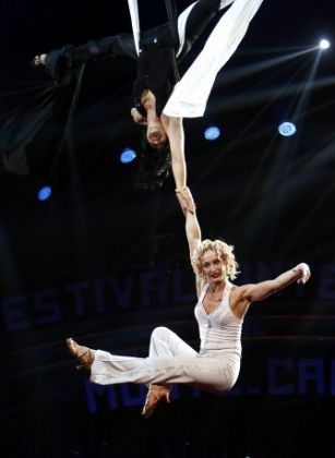 Monte-Carlo International Circus Festival kicks off  PHOTO