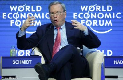 Internet will disappear, Eric Schmidt says