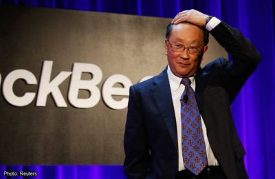 Samsung approaches BlackBerry about buyout