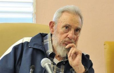 Fidel Castro makes first comment on normalization with US