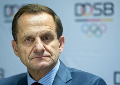 German Olympic body adopts athlete's accord for doping-free Baku 2015