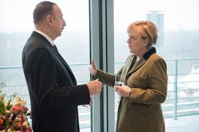 "German website: Germany calls Azerbaijan ""an increasingly important partner"""