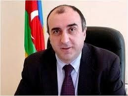 Elmar Mammadyarov met with the OSCE Minsk group co-chairs