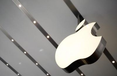 Shares in Apple suppliers leap on record results