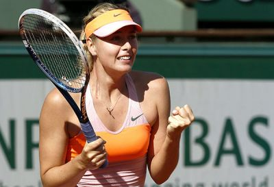 Sharapova reaches Australian Open final