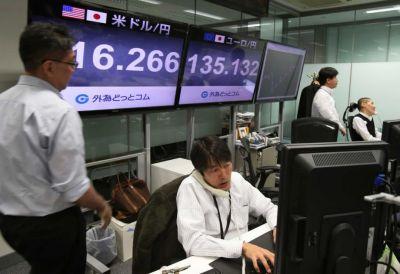 Asian markets fall