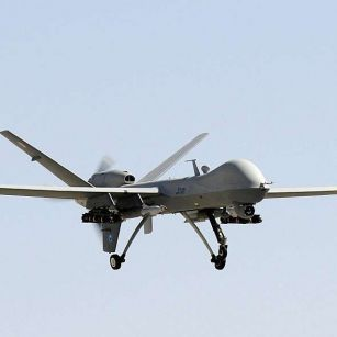 Armenian unmanned aerial vehicle shot down