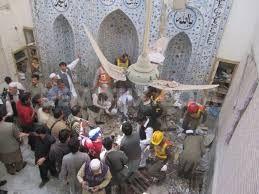 Blast at Pakistani mosque killed 29