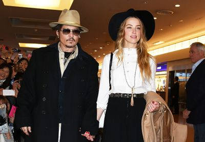 Johnny Depp to marry next weekend