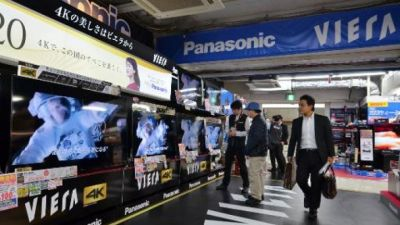 Panasonic closes TV plant in China