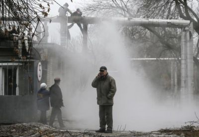 5 more soldiers killed and 29 wounded in fighting, Ukraine says