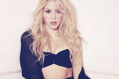 Shakira celebrates birthday  PHOTO