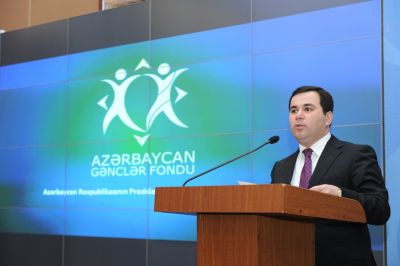 Farhad Hajiyev: State youth policy of Azerbaijan  is a unique model for the world