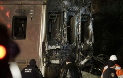 Death toll rises in New York train accident