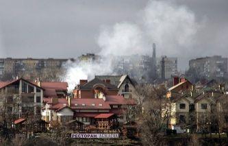5 killed, 4 injured in attack on Donetsk hospital