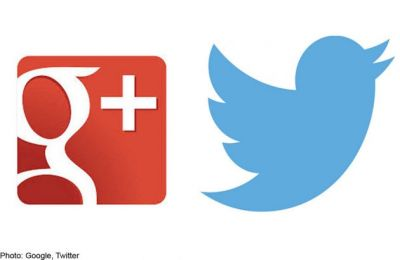 Twitter and Google strike