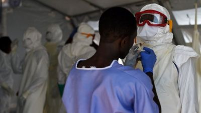 For the first time Ebola cases on rise