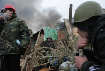 35 killed in eastern Ukraine