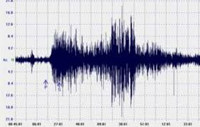 Mild quake hits Azerbaijani sector of Caspian Sea