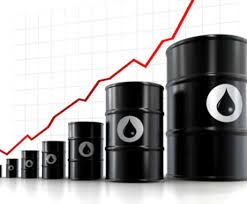 Crude oil prices rise