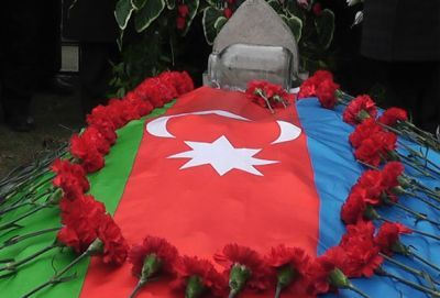 Azerbaijani soldier became martyr