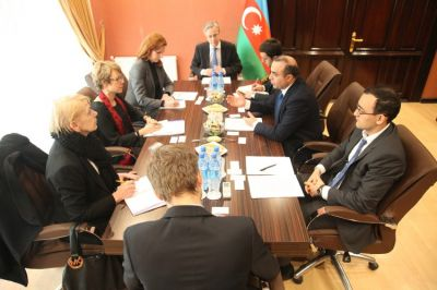 Sweeden ready to support peaceful settlement of the Nagorno-Karabakh conflict