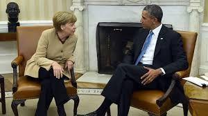 Merkel and Obama to discuss Ukraine peace plan