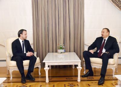 President of Azerbaijan received the Deputy Head of the Russian Government