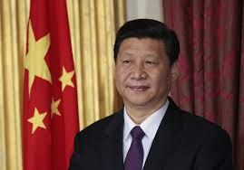 A date of Chinese President's visit to the USA known