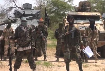200 Boko Haram fighters, Niger claims