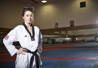 Jade Jones named Baku 2015 European Games ambassador