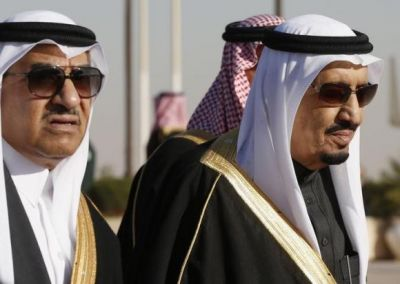 New Saudi king shapes contours of power