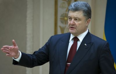 General staff chiefs to hold talks, Poroshenko says