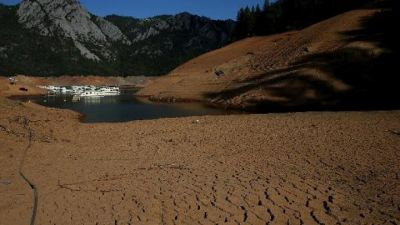 Mega-drought risk in western US Scientists warn