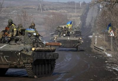 Despite peace deal in past 24 hours 8 servicemen killed in Ukraine