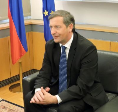 "Azerbaijan is  ""an important partner"" of the European Union, Slovenian FM says"