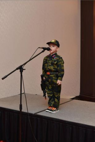 "The poem competition held in ""Excelsior Hotel Baku"""