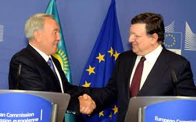 Kazakhstan to sign EU partnership deal