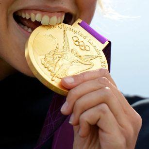 Olympic champion dies