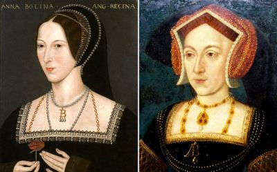 Portraits of Anne Boleyn may not be her EXPERTS say
