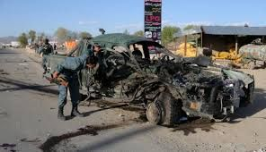 10 afghan police killed