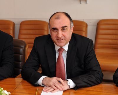 Foreign Minister of Azerbaijan met with Georgian President