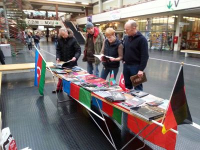 Azerbaijani,Turkish diasporas in Germany launch Khojaly awareness campaign