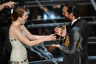 Oscar 2015 winners revealed  PHOTO