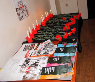 Victims of Khojaly genocide commemorated in Rustavi