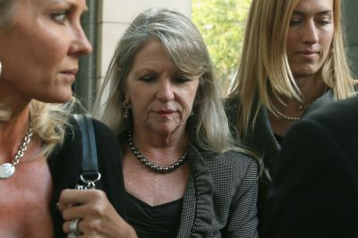 Ex-Virginia First Lady sentenced to a year in prison