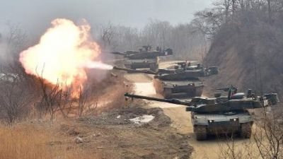 US-South Korea announce joint drills