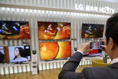 LG Electronics plans OLED TV