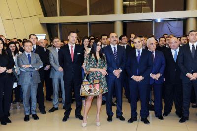 """The exhibition of classic cars"" launched in Heydar Aliyev Center  PHOTO"