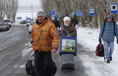 Kiev bans all ways into Ukraine for civilians of self-proclaimed Luhansk republic